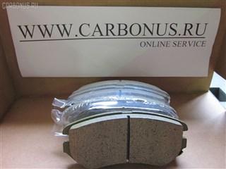 Тормозные колодки KIA Carens Новосибирск