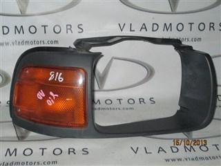 Очки на фары Nissan AD Владивосток