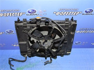 Радиатор основной Nissan Tiida Latio Владивосток