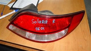 Стоп-сигнал Toyota Solara Томск