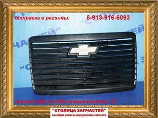 Решетка радиатора Suzuki Chevrolet MW Новосибирск
