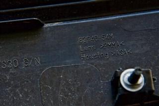 Накладка 5-й двери Suzuki Solio Уссурийск