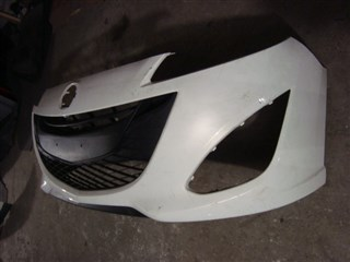 Бампер Mazda 3 Новосибирск