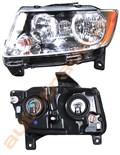 Фара для Jeep Grand Cherokee