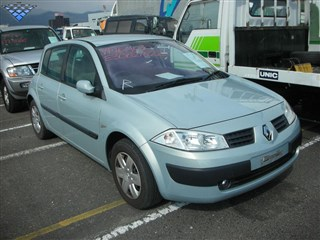 Крыло Renault Megane II Челябинск