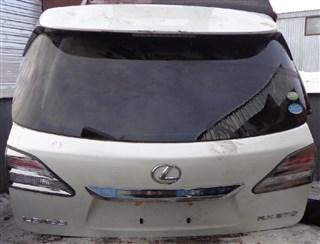 Дверь задняя Lexus RX270 Красноярск