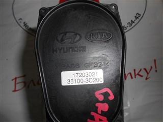 Блок дросельной заслонки Hyundai Grandeur Челябинск