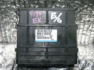 Блок управления efi Mitsubishi EK Wagon Владивосток