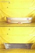 Бампер для Daihatsu Storia