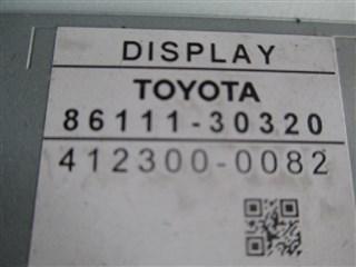 Блок управления климат-контролем Toyota Crown Athlete Уссурийск