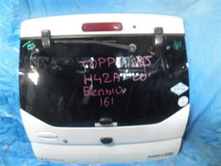 Дверь задняя Mitsubishi Minica Toppo Владивосток