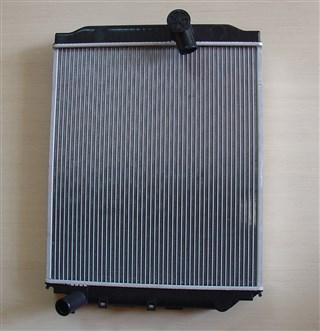 Радиатор основной Toyota Dyna Владивосток