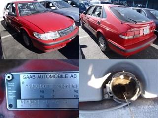 Бампер Saab 9-3 Улан-Удэ