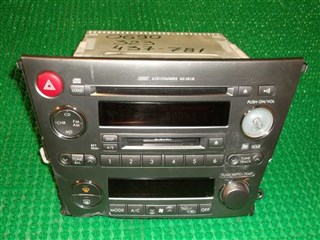 Магнитофон Subaru Legacy B4 Новосибирск
