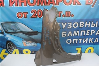 Крыло Chevrolet Captiva Бердск