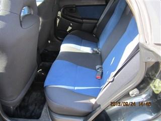 Обшивка пола Subaru Impreza WRX Новосибирск