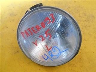 Лампа-фара Mitsubishi Pajero Уссурийск