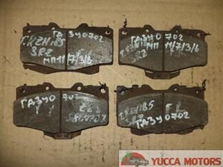 Тормозные колодки Toyota Surf Барнаул