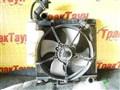 Радиатор основной для Honda Fit