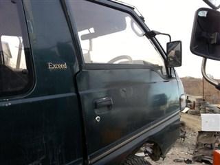 Стекло двери Mitsubishi Delica Владивосток