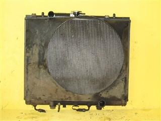 Радиатор основной Mitsubishi Challenger Владивосток