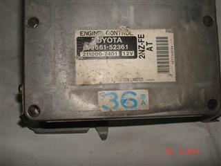 Блок управления efi Toyota Funcargo Владивосток
