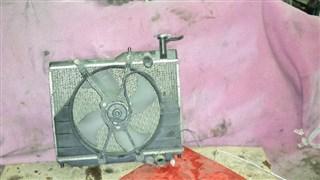 Радиатор основной Honda Z Владивосток