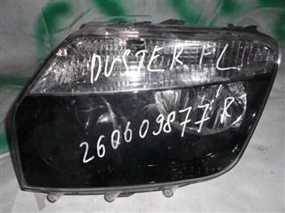 Фара Renault Duster Томск