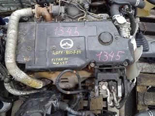 Двигатель Mazda Titan Уссурийск