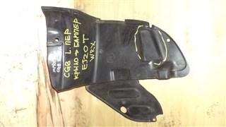 Защита бампера Subaru Impreza WRX Владивосток