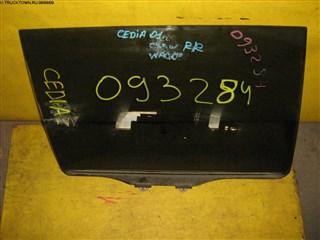 Стекло двери Mitsubishi Lancer Cedia Уссурийск