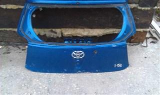 Дверь задняя Toyota IQ Уссурийск