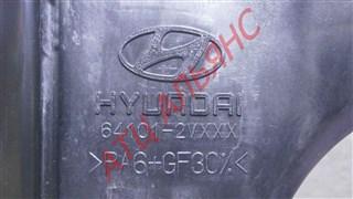 Рамка радиатора Hyundai Veloster Владивосток