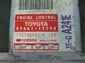 Блок управления efi для Toyota MR-2