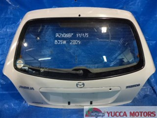 Дверь задняя Mazda Familia Wagon Барнаул
