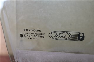 Стекло двери Ford Fusion Бердск