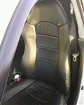 Сидение для Subaru Impreza WRX STI