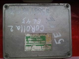 Блок управления efi Toyota Corolla II Томск