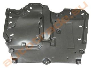 Защита двигателя Mitsubishi Lancer X Иркутск