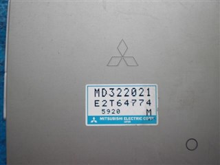 Блок управления efi Mitsubishi Pajero Mini Владивосток