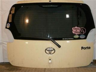 Дверь задняя Toyota Porte Владивосток