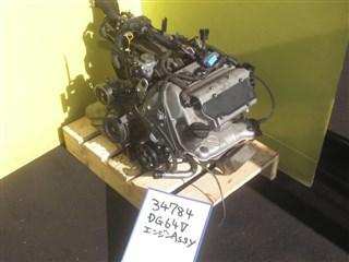 Двигатель Mazda Scrum Владивосток
