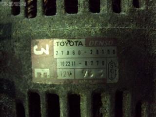 Генератор Toyota Highlander Владивосток