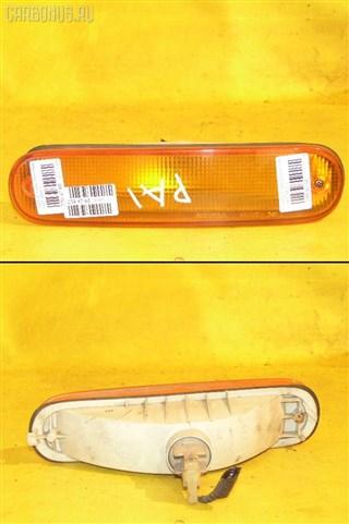 Повторитель бамперный Honda Z Уссурийск