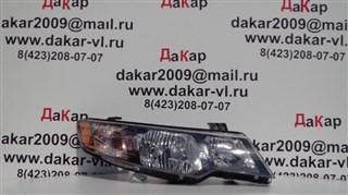 Фара KIA Forte Владивосток
