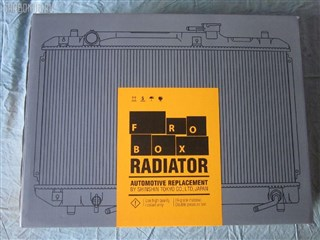Радиатор кондиционера Honda Element Новосибирск