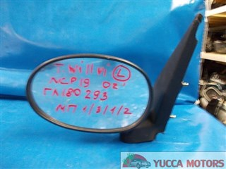Зеркало Toyota Will VI Барнаул