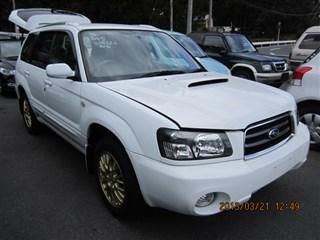 Капот Subaru Forester Новосибирск