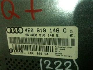 Tv tuner Audi Q7 Владивосток