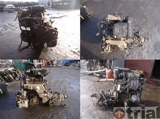 Двигатель Mitsubishi Pajero Junior Барнаул